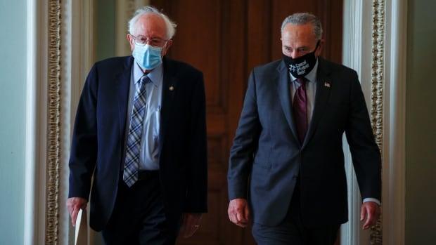 ABD Senatosu Demokratları, 3.5 milyon dolarlık ABD harcama planını geçti