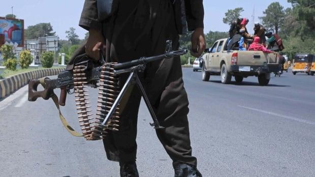 Taliban'ın Afganistan genelinde hızlı ilerlemesi